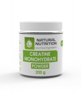 Natural Nutrition Creatine Monogydrate 200g
